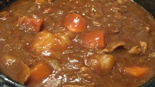 japanese-sliced-pork-curry-step-15